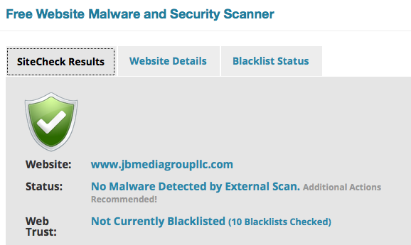 Website Malware Checker