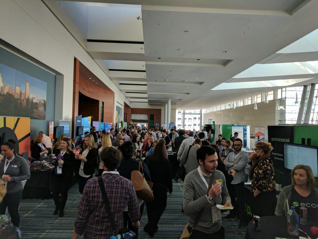 Internet Summit Scenery