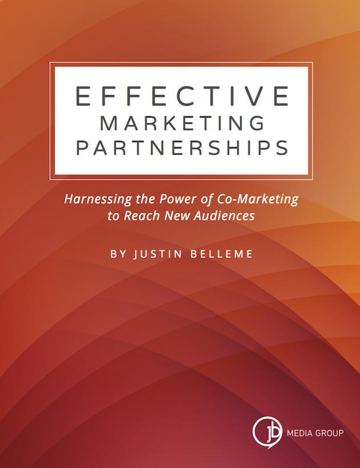 JBelleme effective marketing partnershis ebook