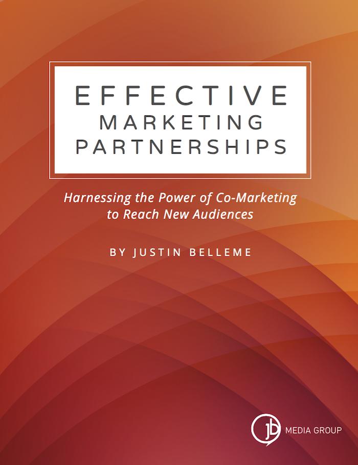 JBelleme effective marketing partnershis ebook