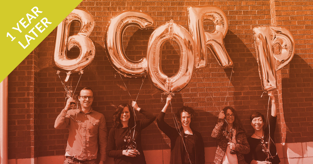 One Year After B Corp Certification: How it's Changed Us