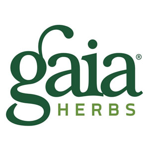 Logo of Gaia Herbs